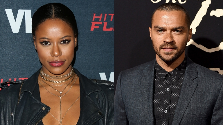Taylour Paige-Jesse Williams