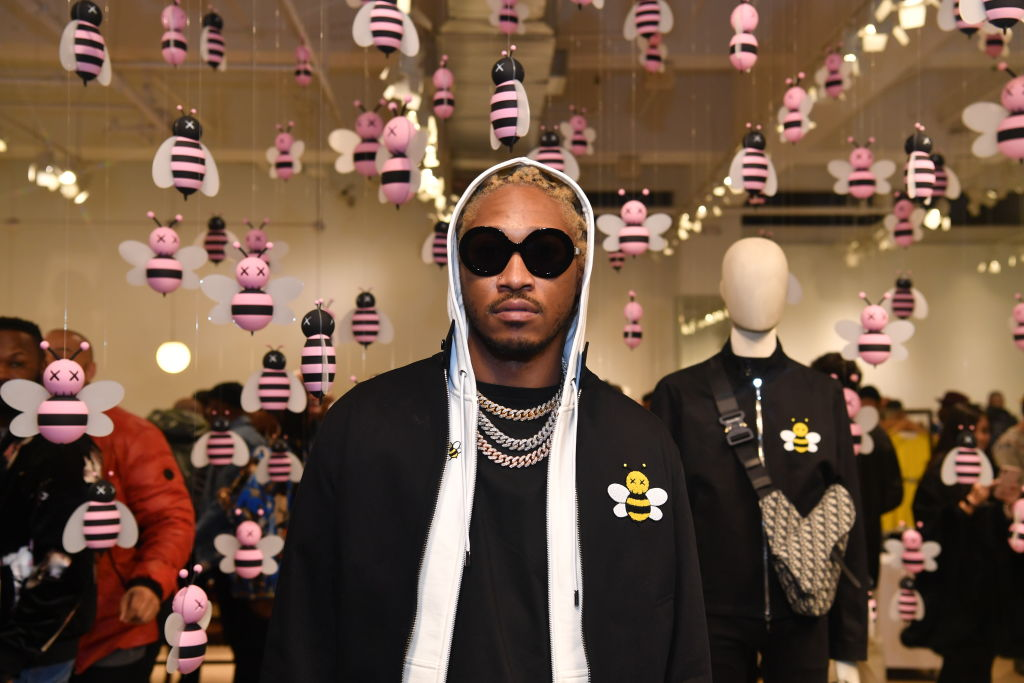 Dior Summer Men's Collection Hosted by Future