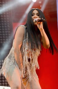 Cardi B at 2018 Made In America Festival