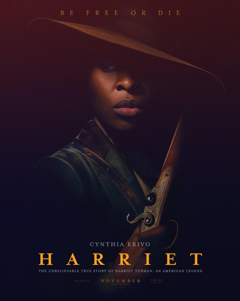 Harriet key art