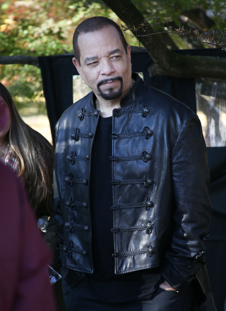 "Film Set ""3 Days Rising"" Produced By Noel Ashman & Ice-T"