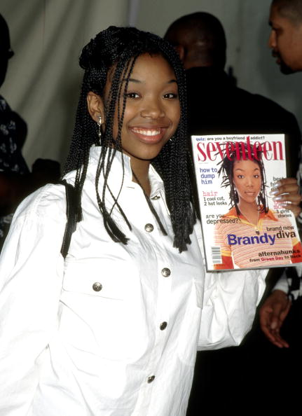 Brandy's Braids Are a Cultural Influence of Their Own