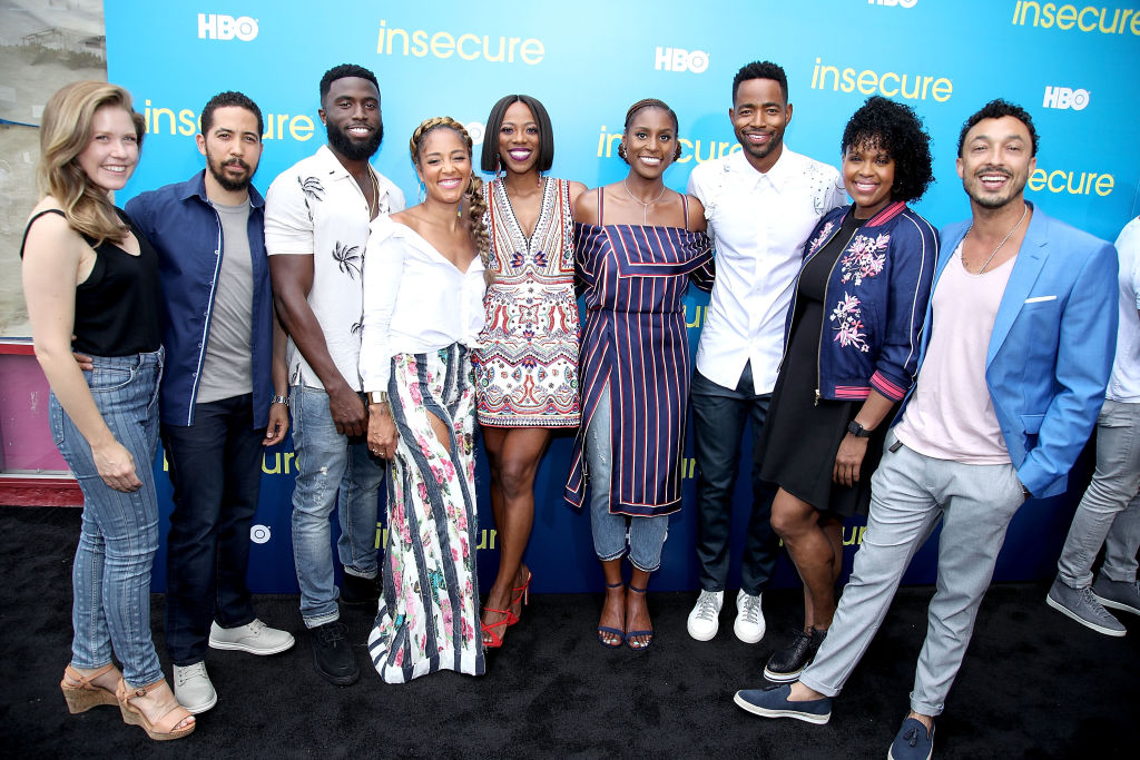 "HBO Celebrates New Season Of ""Insecure"" With Block Party In Inglewood"