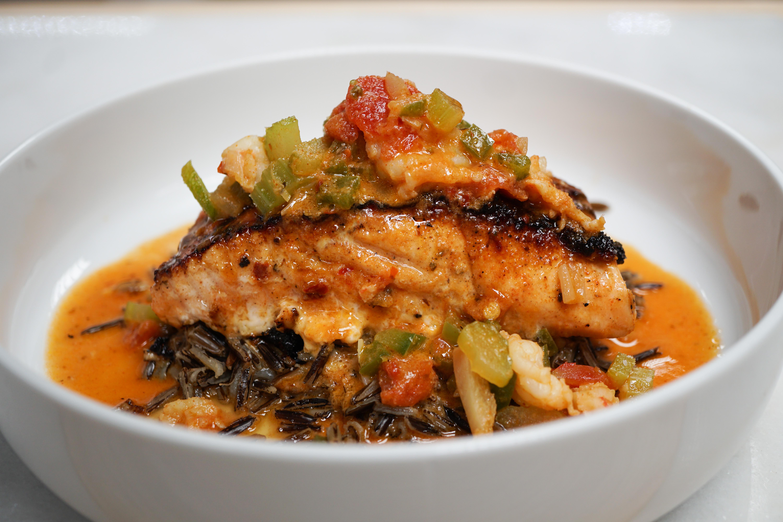 New Soul Kitchen Remix 104 Creole Seasoning Salmon and Crawfish