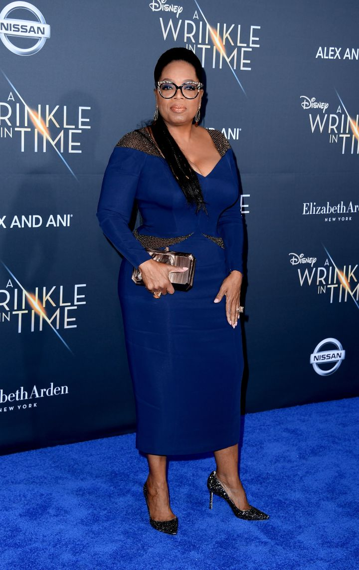 """Premiere of Disney's """"A Wrinkle In Time"""" (2018)"""