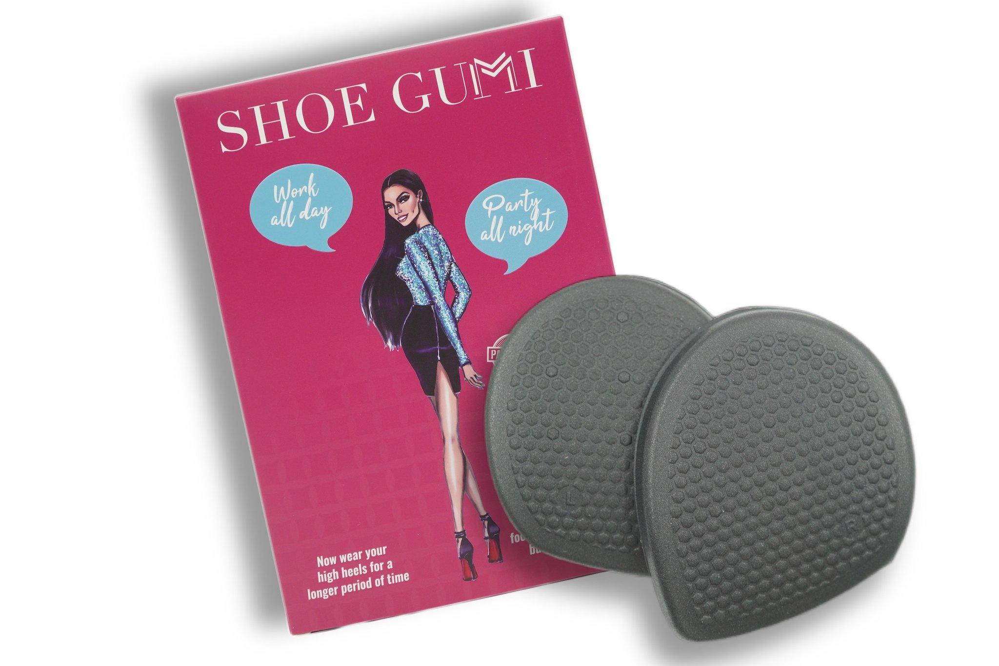 Shantel Jackson Shoe Gummi