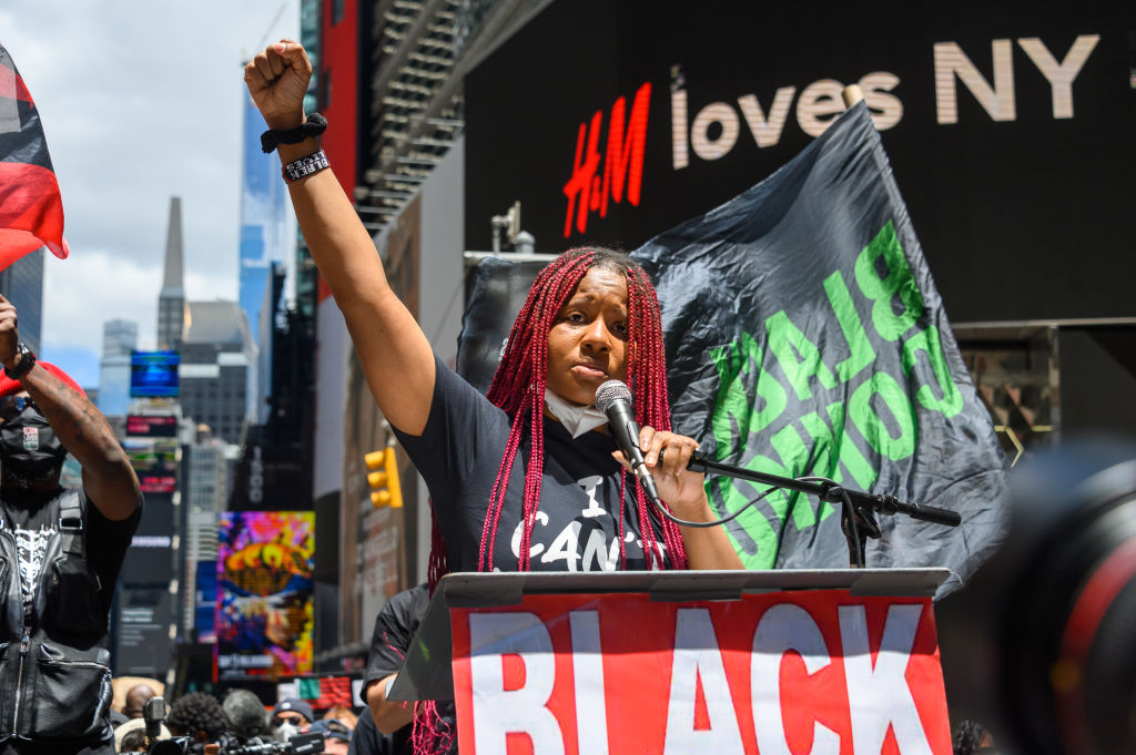 Celebrities Support The Black Lives Matter Movement