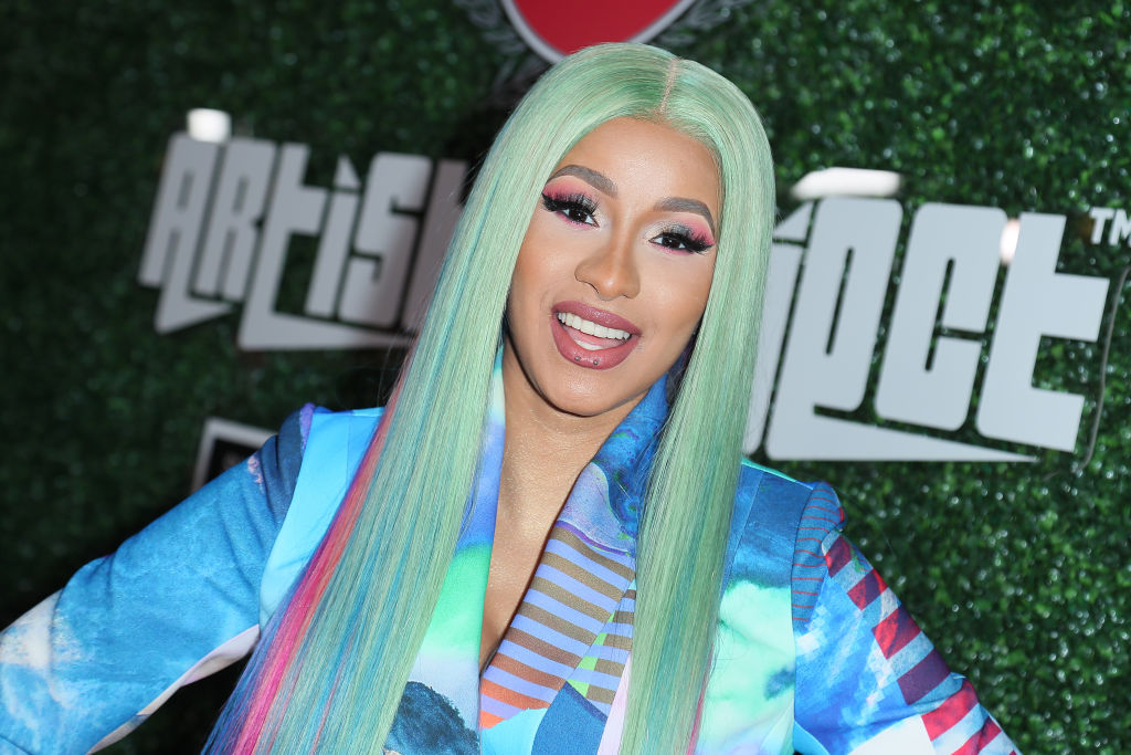 "Swisher Sweets Awards Cardi B With The 2019 ""Spark Award"""