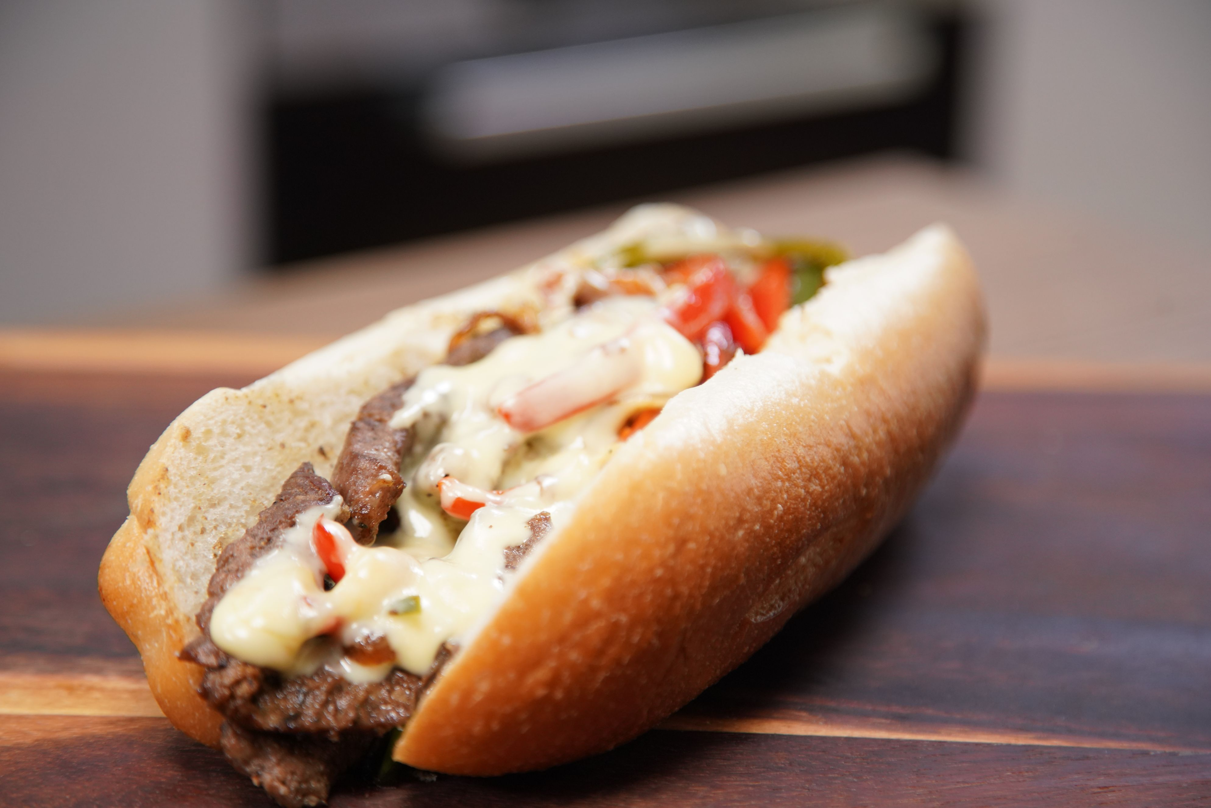 Just Eats with Chef JJ 309 PLT and Cheesesteak Photos