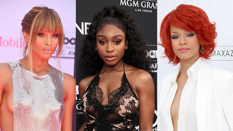 Featured Image Ciara, Normani, Rihanna