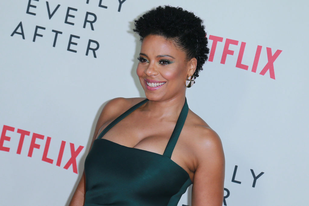 """Special Screening Of Netflix's """"Nappily Ever After"""" - Arrivals"""