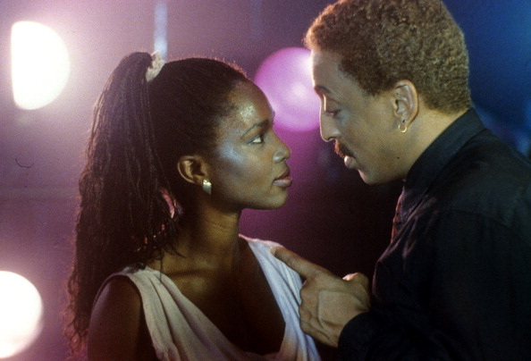 Suzzanne Douglas And Gregory Hines In 'Tap'